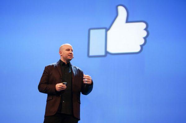 مدیر جدید تکنولوژی فیس بوک
